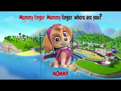 f1aedce1d11 ... παιδικά τραγούδια - Finger Family Greek Masha. οικογένεια δάχτυλο  περιπολικά ...
