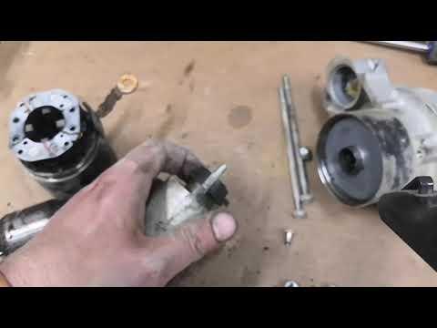 Ремонт Honda Civic не заводится. Снятие, разбор и ремонт стартера хонда цивик.