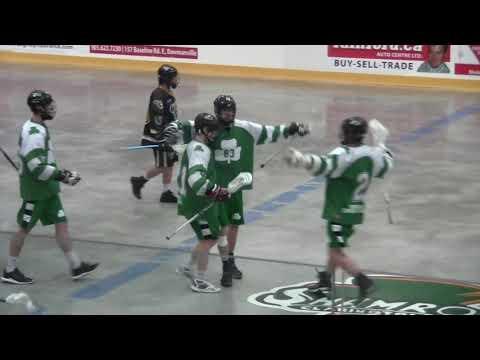Green Gaels vs Oakville Buzz GM 5