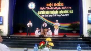 Thuận Nam Hội diễn nhạc cụ dân tộc chăm