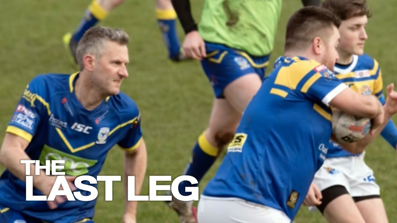 Physical Disability Rugby - The Last Leg