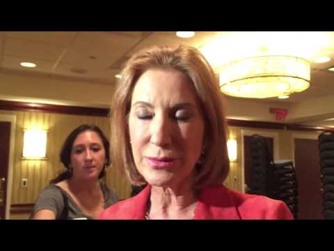 Carly Fiorina Presidential Campaign (Project)