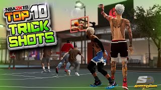 "NBA 2K19 TOP 10 ""TRICK SHOTS"" Plays Of The Week #35"