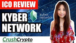 ICO Review: Kyber Network (KNC) - Decentralized Exchange For Instant Trading