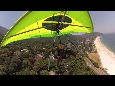 Vedi Come è Facile Deltaplano A Rio