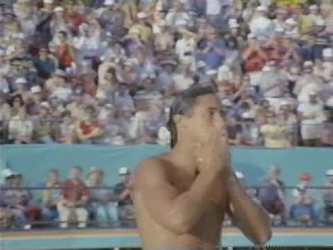 Greg Louganis - The World