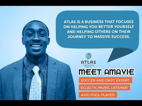 Atlas Consulting Group A-Team – Meet Amavie