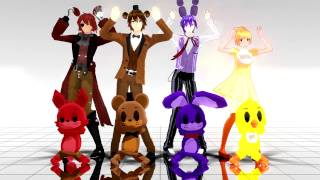 【Five Nights At Freddy