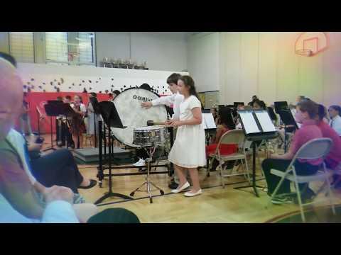 Prairie trail school band concert?