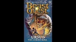 Beast Quest Reviews Series 9 - Ursus The Clawed Roar