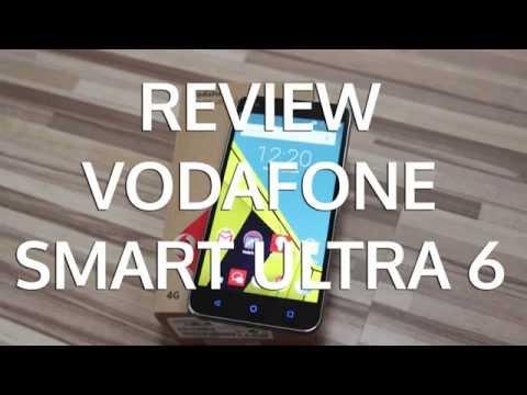 Review Vodafone Smart Ultra 6