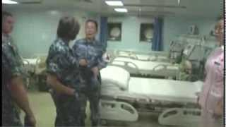 U.S. Pacific Command Surgeon Visits Chinese Medical Ship the Peace Ark | AiirSource