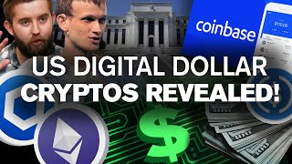 The Digital Dollar is Coming! Crypto's Involved Are…??