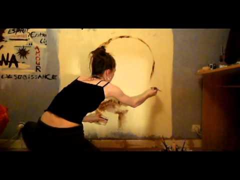 JOEY STARR - Métèque  Speed painting par Vivi Mac
