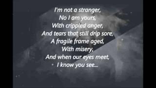 cr7z fremd lyrics video