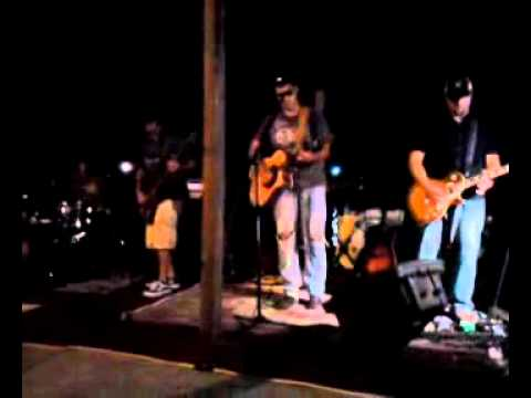 Brad Ward Band live at Wolfies on Lake Conroe