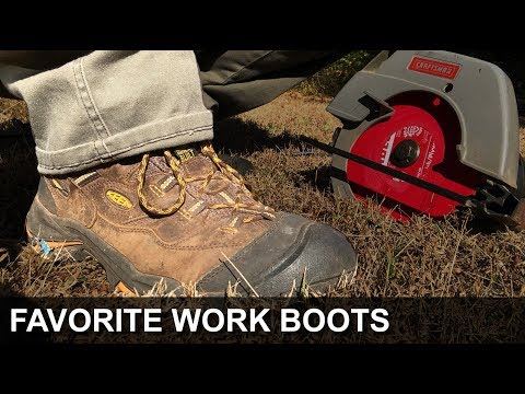 Keen Braddock Boots Review