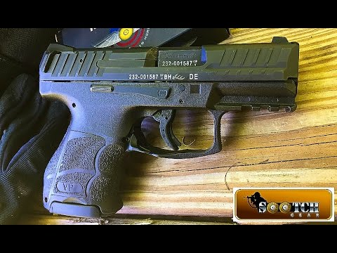 HK VP9SK 9mm Pistol Full Review