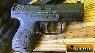 HK VP9SK 9mm Pistol Full Review