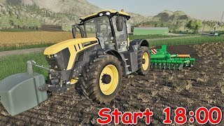 Zbieramy Na Nowe Pola ! Początek Hodowli !  SZUKAM WIDZÓW DO POMOCY ! Farming Simulator 2019 MP - Na żywo