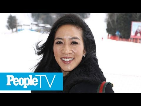 Michelle Kwan On Struggling To Find A New 'Identity' After Olympics