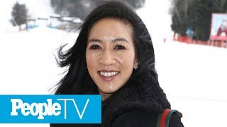Figure Skater Michelle Kwan On Struggling To Find A New