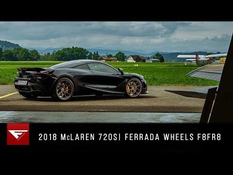 2018 McLaren 720s | Prepare for Lift Off! | Ferrada Wheels F8FR8