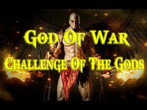 God of War Collection - GOW1 Challenge of the Gods 1-10