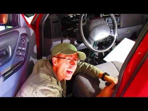 Jeep Cherokee XJ Instrument Problems