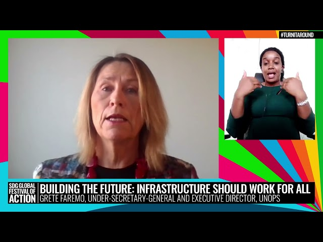 Building the Future: Infrastructure Should Work For All
