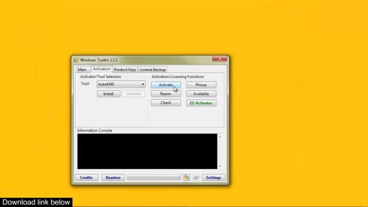 Windows 8 1 Activator - Microsoft Toolkit 2 5 1 May