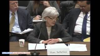 Sebelius: California is an isolated case of Obamacare security problems