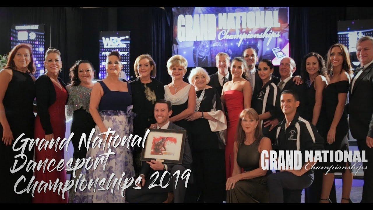 Grand National Dancesport Championships 2019 I Trailer