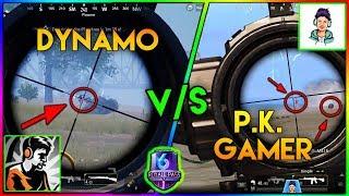 DYNAMO v/s P.K. GAMER || Full Fun & Intense || Latest Season 6 || Highlight #31
