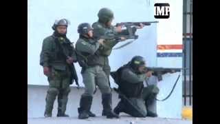 Video: Fuertes protestas en la av. Lara de #Barquisimeto este lunes #2J