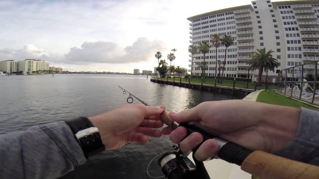 Fishing Boca Inlet Youtube