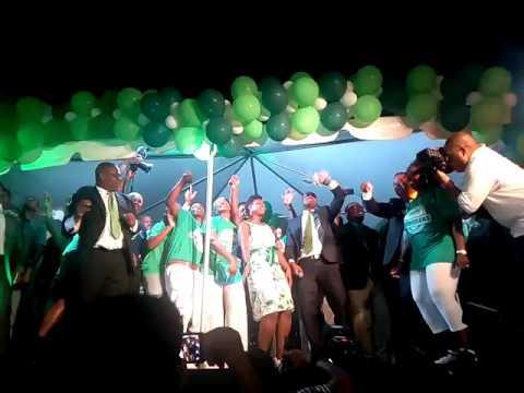 PLP win Bermuda Election 2017. Leader David Burt
