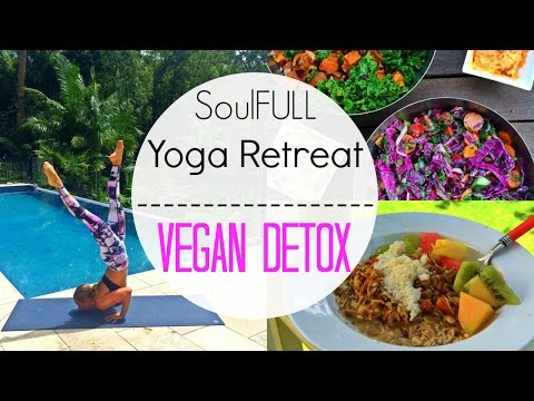 SoulFull Yoga Retreat | Vegan Detox | Coconut Oil Pulling