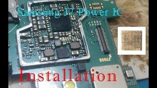 Samsung J7 Max Power Key Jumper - BerkshireRegion