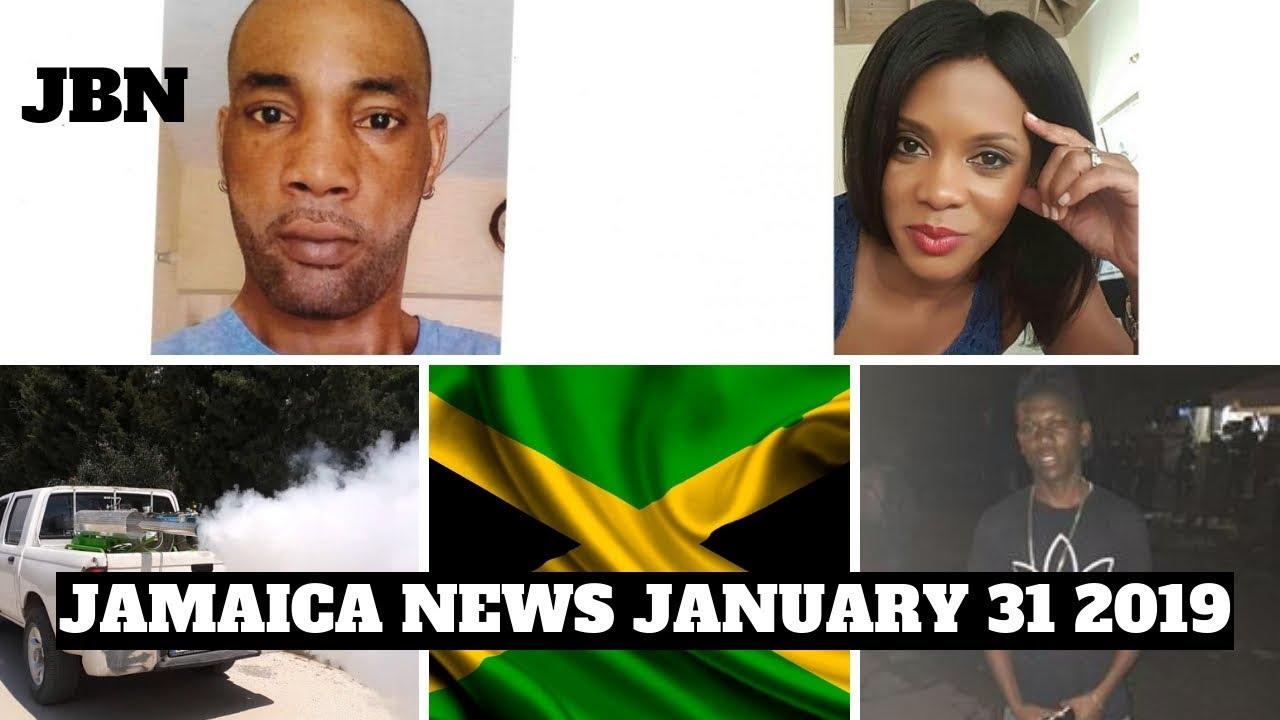 Jamaica News January 31 2019/JBN | Cashier | Rosehall | Trelawny Man| Emily Shields | TVJ/CVM News