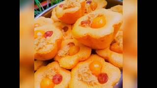 Cách làm bánh bông lan từ quả rất.. Đơn giản mêm xốp rất thơm ngon