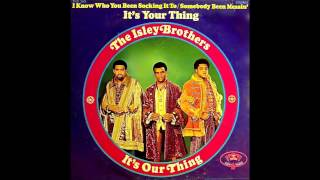 The Isley Brothers. Feel Like The World. It