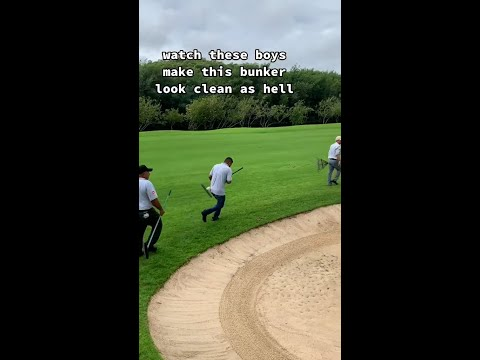 Oddly satisfying bunker content #Shorts