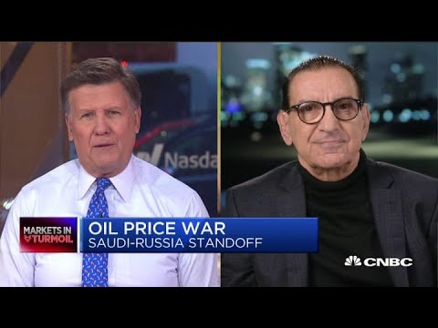 Former Saudi Aramco employee weighs in on Saudi-Russia oil production stand-off