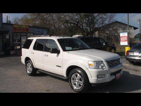 2008 Ford Explorer XLT Review - YouTube