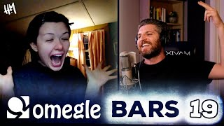 Harry Mack Makes Mime Talk With Freestyle - Omegle Bars 19