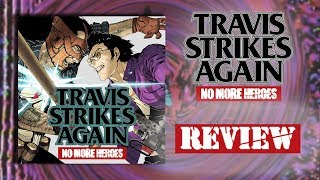 Travis Strikes Again: No More Heroes Review - Edgy & Stylish (Video Game Video Review)