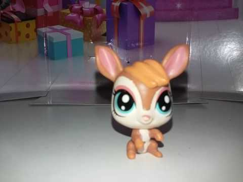 Lps Mv Rudolph The Red Nosed Reindeer Youtube