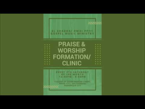 El Shaddai DWXI PPFII - Choir Symposium and Clinic