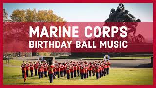 Marine Corps Birthday Ball Music